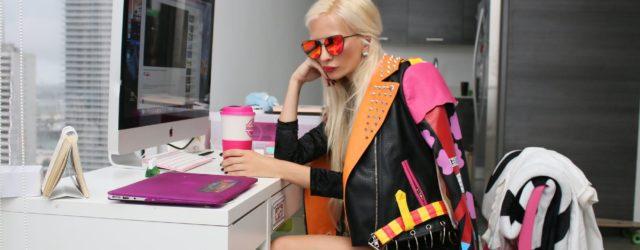 top blogueuse mode